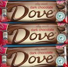 DOVE Dark Chocolate ~ Silky Smooth Dark Chocolate ~ 1.44 oz  (40.8g) Bars