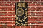 Pontiac Firebird Trans Am 400 1976 50th Anniversary Tribute Garage Banner 4 x 2