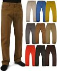 Men's Casual Colored Skinny Slim Fit Denim Jeans Pants Sizes 32 to 44  #730