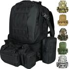 50L Tactical Outdoor Molle 3 Day Assault Military Rucksacks Backpack Camping bag