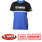 Yamaha Paddock Blue Men's T-Shirt  XXL 2XL Brand New With Tags Was £24