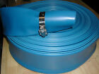 """Professional Swimming Pool Backwash Discharge Hose 25 Mil Thickness 2"""" W. Clamp"""