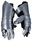 Gauntlets Armor Metal Plate Pair Set of 2 Gloves Knight Reenactment SCA