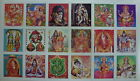 Various Hindu Gods - Sticker Sheet Set - 15 Sets to Choose from