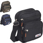 SMALL CANVAS MULTI FUNCTIONAL BAG GREAT FOR CAMERAS, (REF2570) BLACK, BEIGE,
