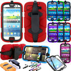 Shockproof Waterproof Survivor Military Duty Case For Samsung Galaxy S3 i9300
