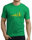 Lego Evolution Football Funny, Retro T-Shirts 14 Colors Sizes Small / XX-Large.