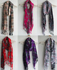 Various Double style Women Pretty Soft Scarves, Wraps