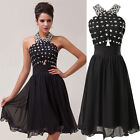 Little Black dress Grad Homecoming Prom Ball Gown Cocktail Party Evening Dresses