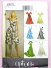 Vogue V8470 Sewing Pattern Misses' Dress - Sewing Bee - Easy Options