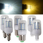 4/10x E14/E27/G9 48 SMD LED Corn Light Bulbs 3W Energy Saving Lamp Equiv 45W UK