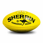 Sherrin Kangaroo KB Leather Top Grade Football - Size 5 Aussie Rules Football