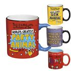 NEW SIMPLY THE BEST BIRTHDAY OCCASIONS AND NOVELTY MUG SHOT 18TH 30TH 40TH 60TH