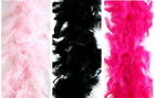 New 7ft Chandelle feather Boas pretend play princess tea diva party girl adult