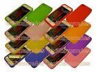 New Silicone Case Cover for Apple iPhone 5 5S Choose Different Colours UK