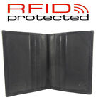 Mens Quality Small Soft Leather Wallet Black Brown Mens Credit Cards 1049A