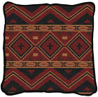 Southwest Southwestern Mesilla Art Tapestry Pillow Jacquard Woven Cotton