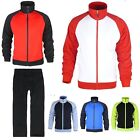 Mens Womens Running jogging TrackSuit warm up jackets or Pants gym training wear