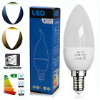 Buy 10 Get 2 Free 12/24x E14 3W 10SMDs LED Candle Bulbs Light Spotlight SES Lamp