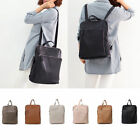 NEW Lady Real Cow Leather Square Cross Body Bag Shoulder Bag Backpack Laptop Bag