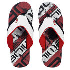 NEW ANIMAL MENS JEKYL TORN SOFT TOE POST FLIP FLOPS/BEACH SANDALS/SHOES.025/615