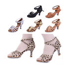 Gorgeous Women's Ladies High Heels Latin Tango Ballroom Salsa Dance Shoes 21317