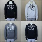NWT HOLLISTER by Abercrombie MEN`S BLUFFS BEACH HOODIE SWEATSHIRT S,M,L,XL