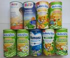 HIPP INSTANT BABY TEA MANY FLAVOURS Fennel Calming Breastfeeding mums Camomile