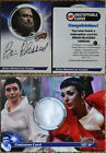 Blakes 7 Servalan Jacqueline Pearce Vargas Brian Blessed Dayna Auto Costume Card