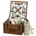 Cheshire Picnic Basket for 2 with Coffee Service