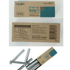 Tacker Staples Nail  1PACK 3-Type