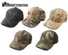 5Colors Tactical Chief Adjustable Baseball Cap Hat Black Camo for Camping Hiking