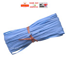 1m 50m 100m Raffia Paper Gift Wedding Ribbon Decorating Scrapbook PALE BLUE FAST