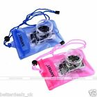 Waterproof Underwater Pouch Housing Dry Bag Case Cover Lens Diving For Camera