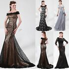 Prom Superb Delicate Long 2014 4 Styles Ball Women Lace Gown Bridesmaid Dress