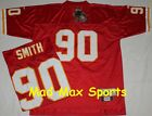 NEIL SMITH Kansas City KC Chiefs NFL THROWBACK Home Red PREMIER Jersey Size M-XL on eBay