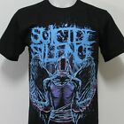 Suicide Silence Metal T-Shirt 100% Cotton New Size S M L XL 2XL 3XL