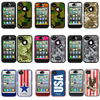 New Authentic OtterBox Defender Case for iPhone 4 4S With Holster
