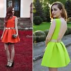 Women Sleeveless Sexy Backless Ladies Party Ball Prom Evening Short Dress C1MY