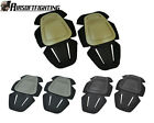 3Color New Airsoft Tactical Paintball G3 Protective Knee Pads for Pant Tan/Black