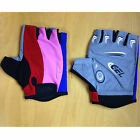 GYM GLOVES GEL PADDED FITNESS CYCLING SPORTS WEIGHT LIFTING WHEEL CHAIR CYCLE