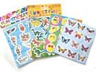 6 12 18 24 36 FAIRY STICKER sheets Party loot bag filler Toy GIRLs FuN child