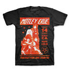 MOTLEY CRUE T-Shirt Whisky A Go-Go Vintage Tour Too Fast For Love S-2XL image