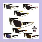New Mens Sunglasses Racing Champion Bikers Western Pick Your Color