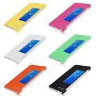Smart View Flip Leather Cover Skin Hard Back Case For Huawei Mediapad Honor X1