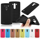 Ultra Slim Soft Gel Flexible TPU Skin Case Cover Back Shell Protector for LG G3