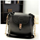 "Bucket Handbag All-match Chains Retro Women""s Hasp Shoulder Bag   [HA]"