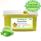 PURE ORANGE BUTTER ORGANIC FRESH COLD PRESSED NATURAL BEST 2 OZ UP TO 12 LB