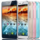 "5.0""3G+GSM GPS Android 4.4 Dual Sim Unlocked Straight Talk AT T Smartphone"