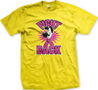 Fight Back Boxer Breast Cancer Awarness Pink Ribbon New Mens T-shirt